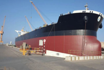 "MIDDLE EAST STEEL WORKS PROJECT- MTOLYMPIC"" SHIP CONVERSION"