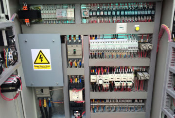 DH Control Panel (Inner)