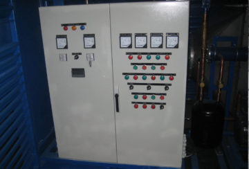 DH Control Panel (Outer)