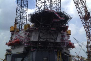 3) Open Blast (Singapore - B322 Project)