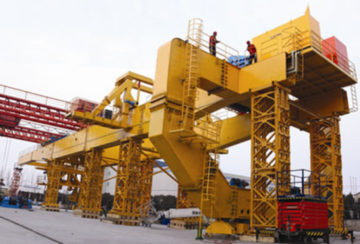 bridge-girder-erection-machine