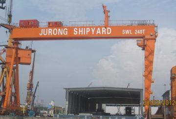 Goliath-Crane-LM240MT-x-68M-Jurong-Shipyard