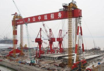 Goliath-Crane-LM600MT-x-180.5M-COSCO-Zhoushan