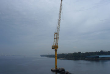 Level-Luffing-Crane-Sembawang-Shipyard