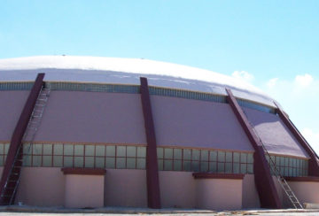 Libya Sport hall