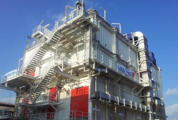 New Platform (Batam - Siemens Jangkrik Project)