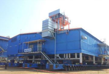 New Platform (Indonesia - Siemens Yamal Project)