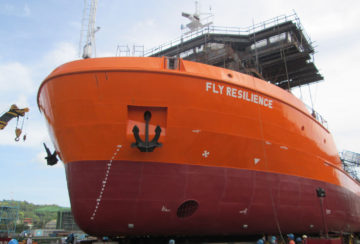 New Ship (Philippines Batangas - Ok Tedi 100 2)
