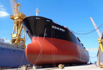 Ship Repair (Middle East - Ocean Spirit)