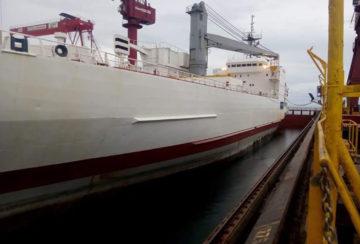 Ship Repair (Philippines - Cala Piccola)