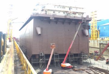Ship Repair (Philippines - Daigo)