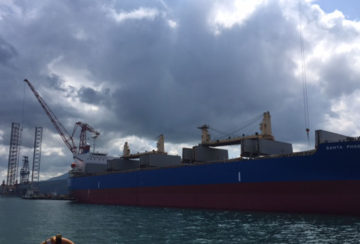 Ship Repair (Philippines - Santa Phoenix)